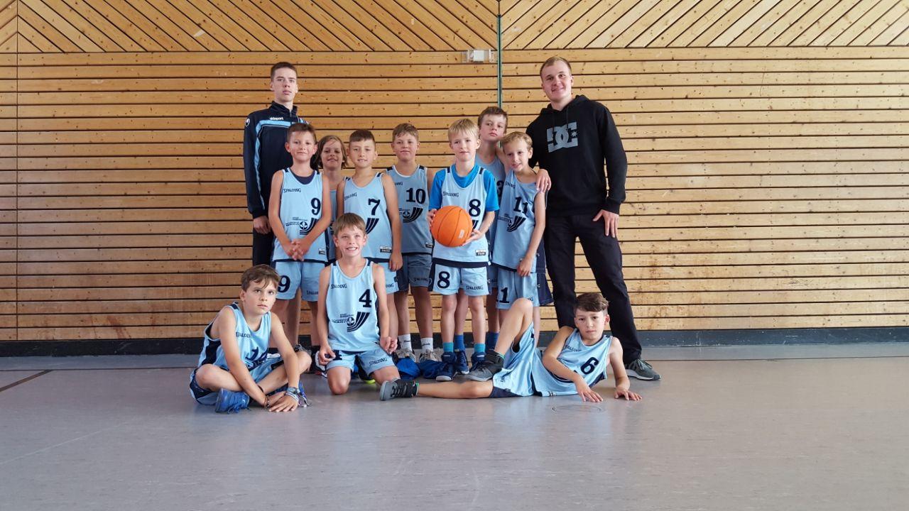 Team U12 Basketball 2017/18