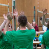 Bilder vom Freizeit-Volleyball-Mixed-Turnier 2016