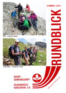 Rundblick Sommer 2016