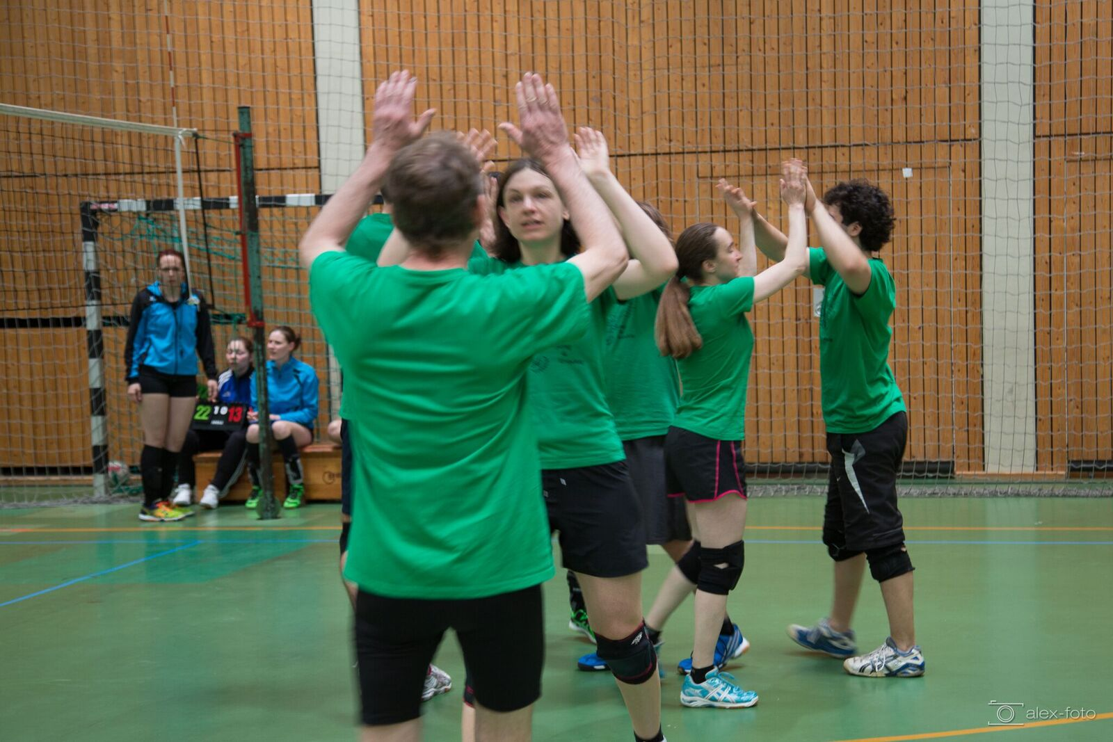 VolleyballturnierV10