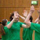 Freizeit-Volleyball-Mixed-Turnier 2017:  Endergebnis und Bilder