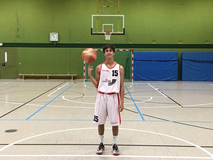 U16-Spieler Eren Sahin
