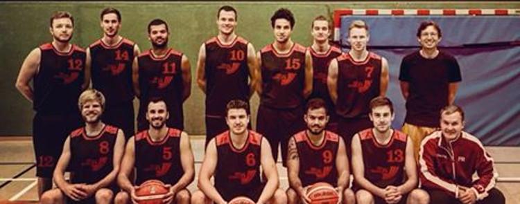 Das Team der Herren 1 der Sportgemeinschaft Eichenkreuz.