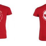 Basketball: Neue T-Shirts für Spieler und Fans