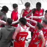 U16 : Spannendes und gutes Spiel gegen USC Heidelberg